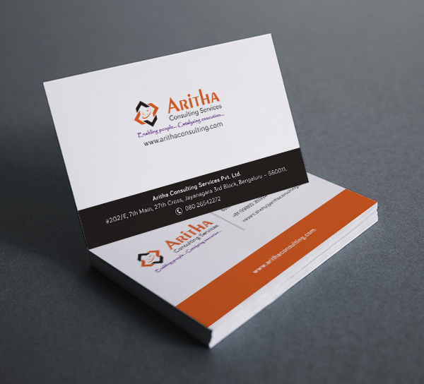 Visiting Card - Oy Media Solutions